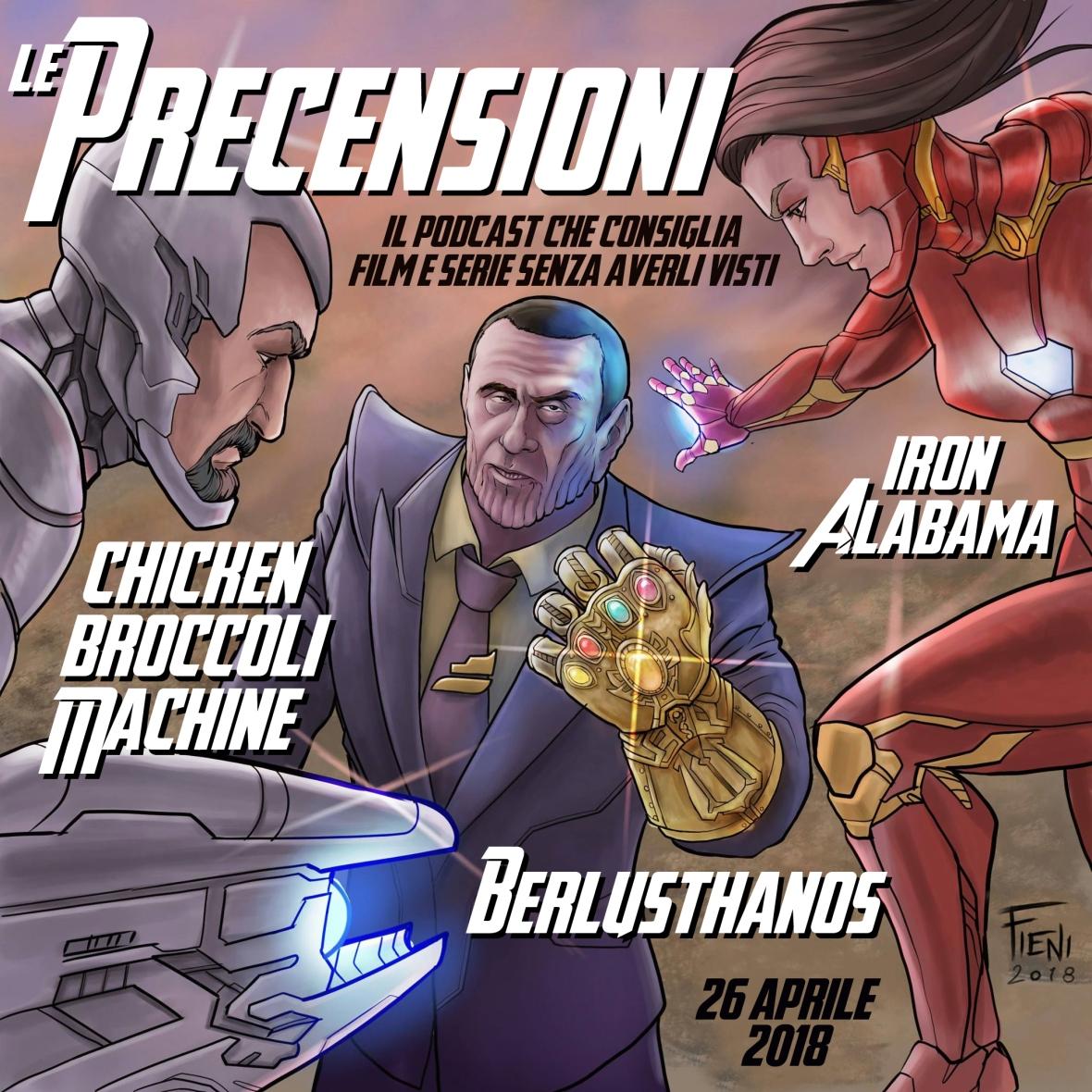 LE PRECENSIONI 2x32