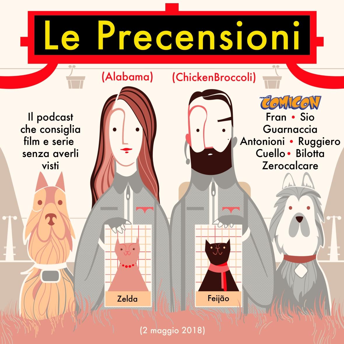 PRECENSIONI 2x33